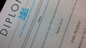 diploma Beeckestijn