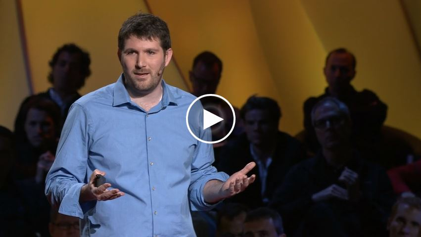 Eli Pariser Filter Bubble TedTalks